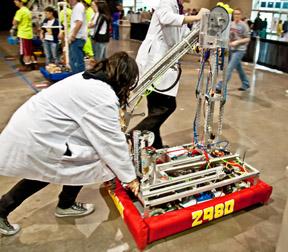 Teen Robotics Competition