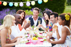 Host Low Stress Dinner Party