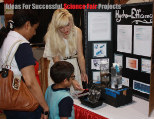 Ideas For Successful Science Fair Projects