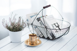 Smart Methods of Using Baskets As Home Décor