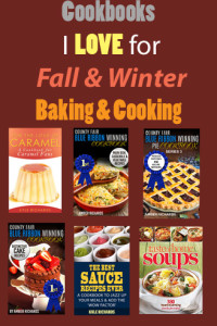 Cookbooks I LOVE for Fall & Winter Baking & Cooking