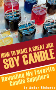 How to Make a Great Jar Soy Candle
