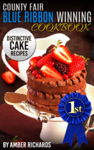 Distinctive Cake Recipes Blue Ribbon Winning Cookbook