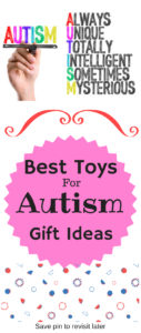 Best Toys For Autism Gift Ideas